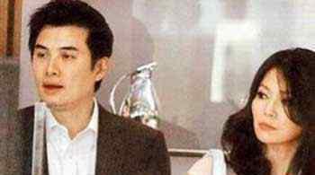 台湾艺人爱丽丝 向语洁老公林超骅背景 向语洁前男友庹宗康