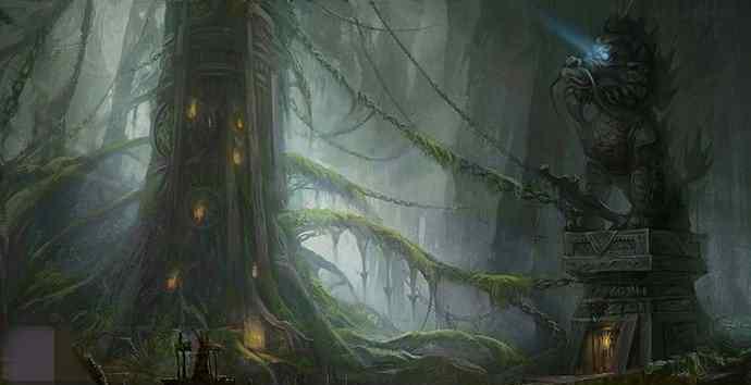 秦岭神树是谁的墓 秦岭神树是谁的墓 解密小说疑点墓主人居然是他真实存在