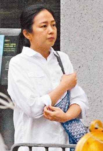 朱丽倩二胎最新消息 47岁朱丽倩素颜求名医 疑似为刘德华力拼生二胎